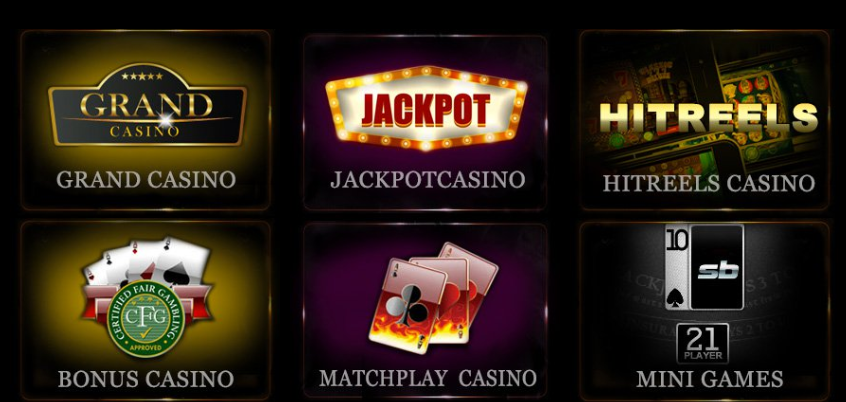 Games and Providers Slotter Casino