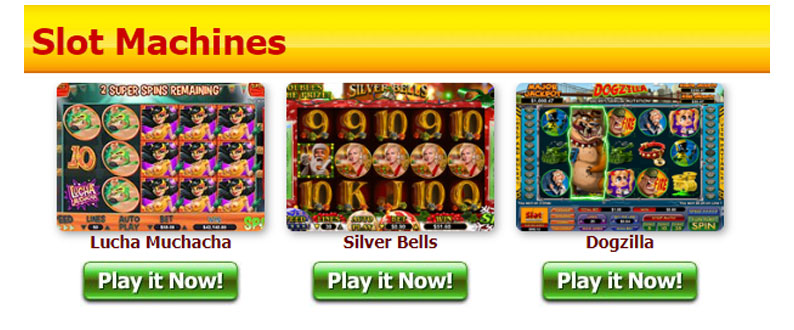 Games Slot Madness