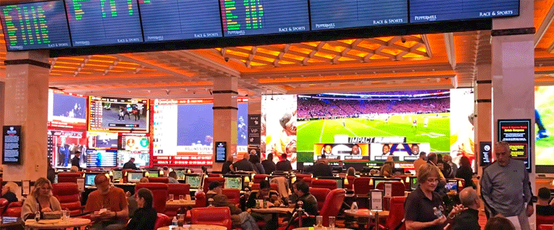 Sportsbook in States